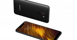 Xiaomi Pocophone F1 goes global with SND 845 chip, 8GB RAM, Dual 12MP Cam!