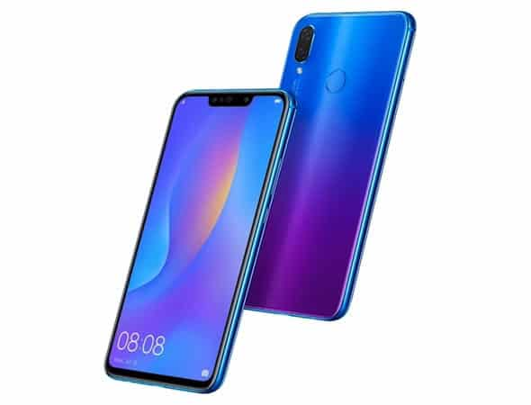 Huawei Nova 3i first sales