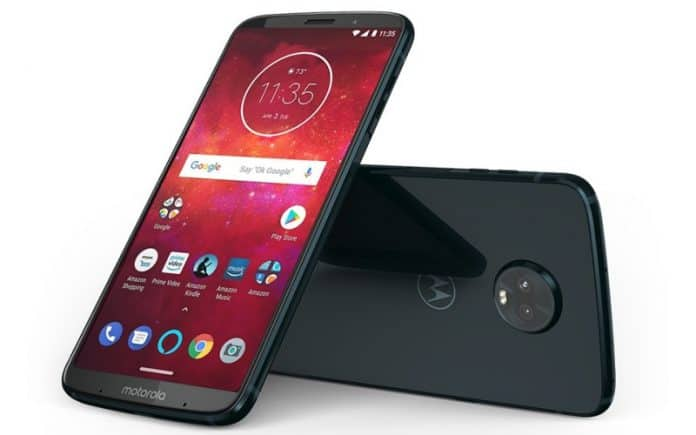 Nokia Maze Max 2018 vs Motorola Moto Z3