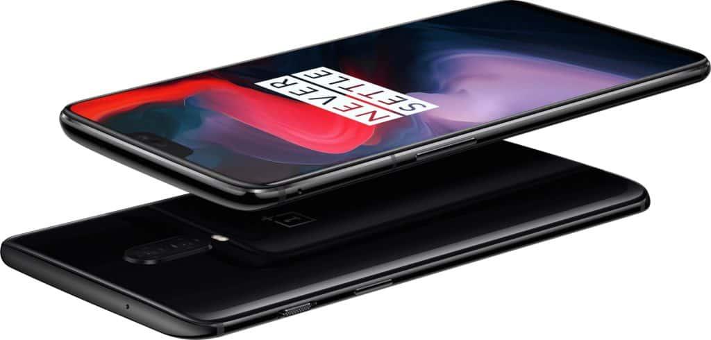 OnePlus 6 vs Xiaomi Mi Mix 3