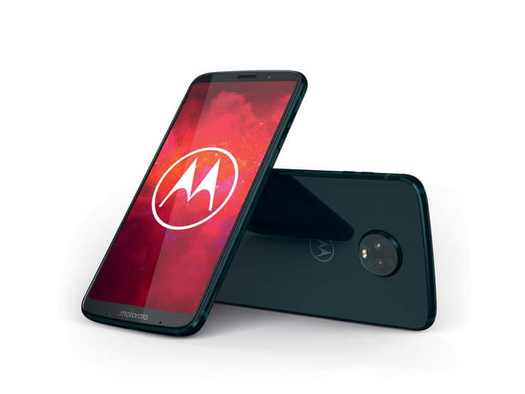 Motorola Moto Z3 China
