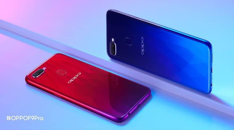 Oppo F9 Pro Vs Samsung Galaxy Note 9 8gb Ram 4000mah Battery