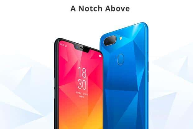 OPPO Realme 2 Diamond Blue