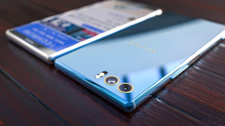 Nokia X7 vs Sony Xperia XZ3