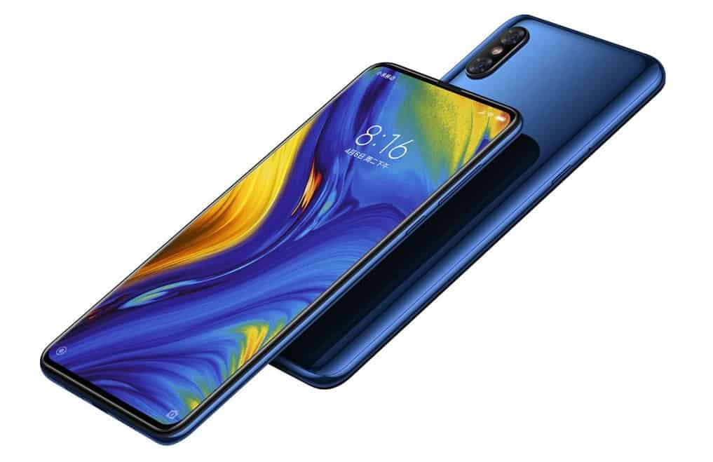 Upcoming Xiaomi phone