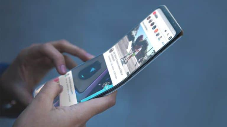 First Huawei 5g Foldable Phone Large 8 Display Balong