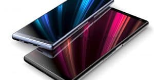 Nokia Maze Pro vs Sony Xperia XZ4 Compact