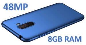 Xiaomi PocoPhone F2 vs Huawei Honor V20