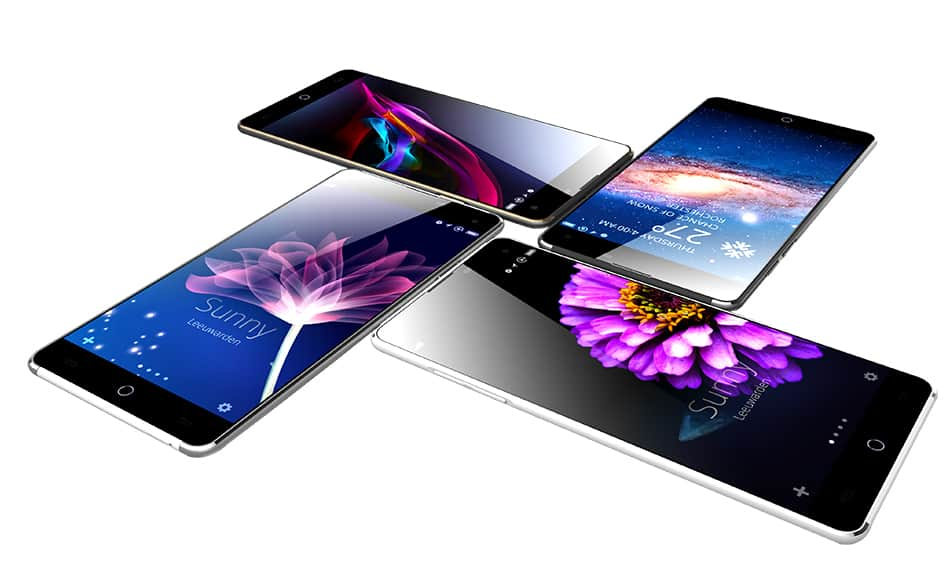 Giant Smart Phone with Full-hd and Quad