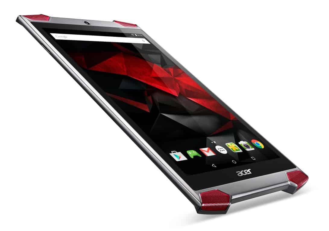 Acer Predator 6 phablet gaming