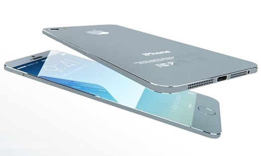 IPhone 7 Will Have Special Design With All Glass AMOLED