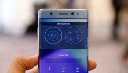 Best phone developer options to iris