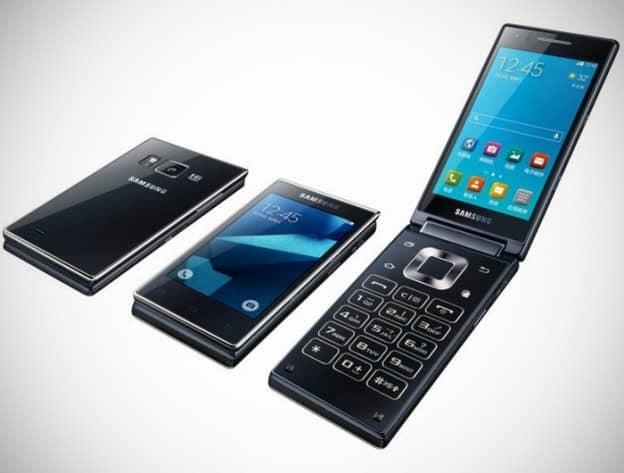 samsung galaxy folder 2 2gb ram flip phone is coming