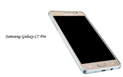 New Samsung Galaxy C7 Pro