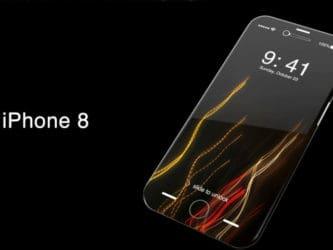 Apple iPhone 8 leaks