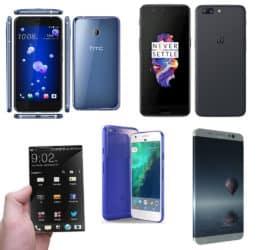 5 upcoming Smartphones