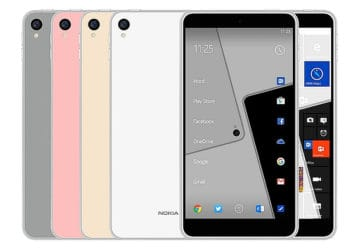 5 new Nokia Android
