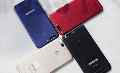 Huawei Honor V9 vs