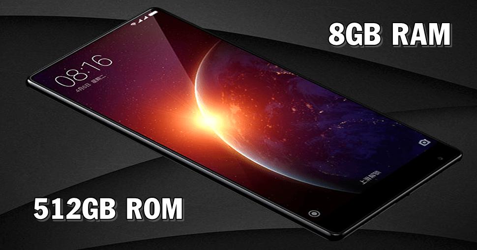 Xiaomi Mi Mix 3 Monster Offers 8gb Ram Massive 512gb Rom And
