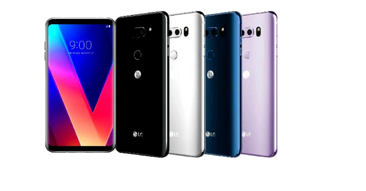 Lg V30 Monster Vs Huawei Mate 9 Pro 6gb Ram 128gb And