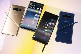 Samsung Galaxy X Rivals