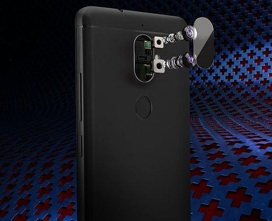 Lenovo K8 Plus launch date