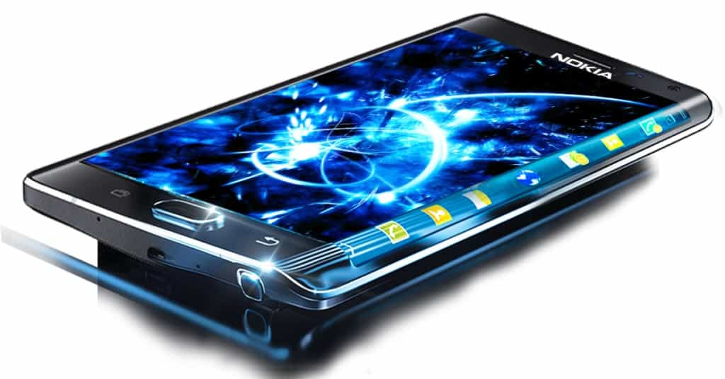 hottest bezel less smartphones