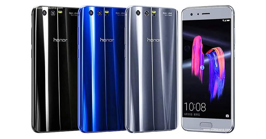 Huawei Honor 9 Launched In India 6gb Ram Dual 20mp Cam
