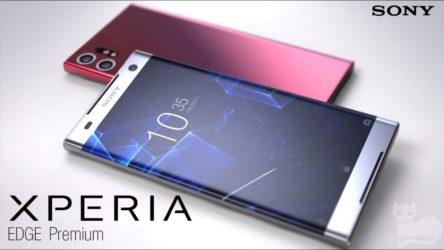 Sony Xperia Edge Premium