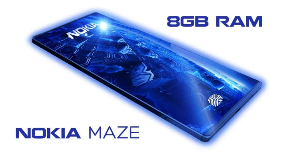 Nokia Maze 2018 Vs Nokia Z Duo 2018 Giant 8gb Ram