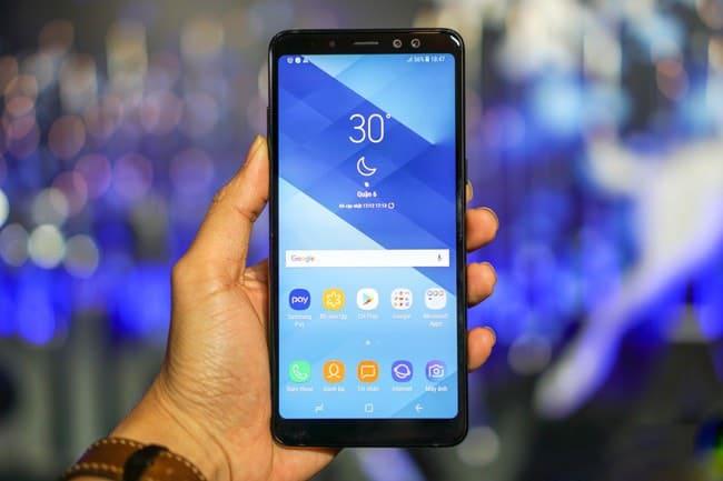 Samsung Galaxy A8 Plus Launch In India Massive 6gb Ram