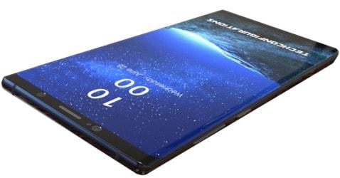 Samsung Galaxy S9 Plus Geekbench