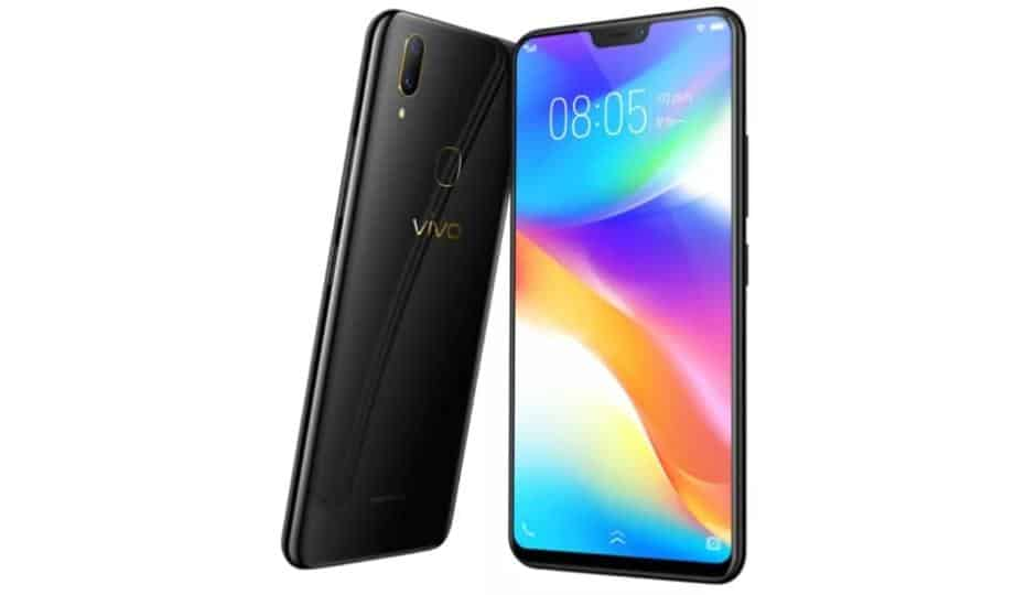 Vivo X21 Ud Release Date Confirms For India 6gb Ram