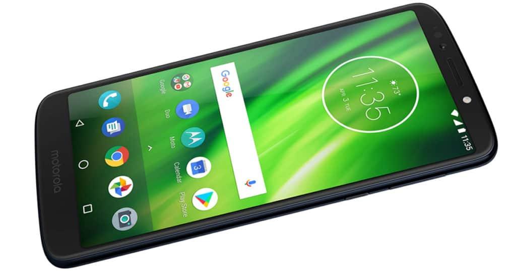 Samsung Galaxy J8 vs Motorola Moto G6