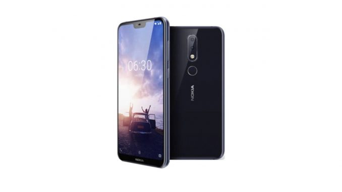 Nokia X Edge 2018 Edition 21 9 Notched Display 8gb Ram