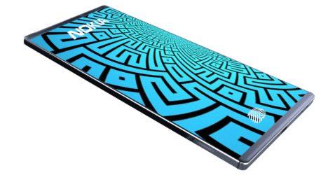Nokia Maze Pro 2018 vs LG G7 ThinQ