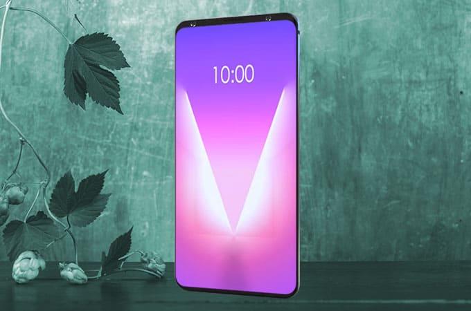 Samsung Galaxy S10 Plus vs LG V40 ThinQ