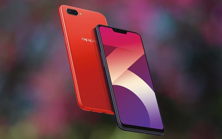 Oppo A5 Debuts As Oppo A3s With 6 2 Quot Notched Lcd And Dual Cam