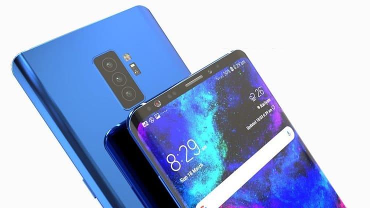Samsung Galaxy S10 Plus camera