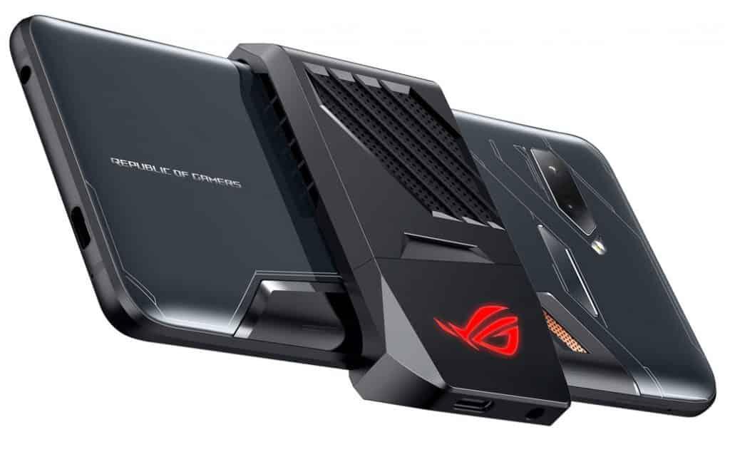 LG G7 ThinQ vs ASUS ROG phone