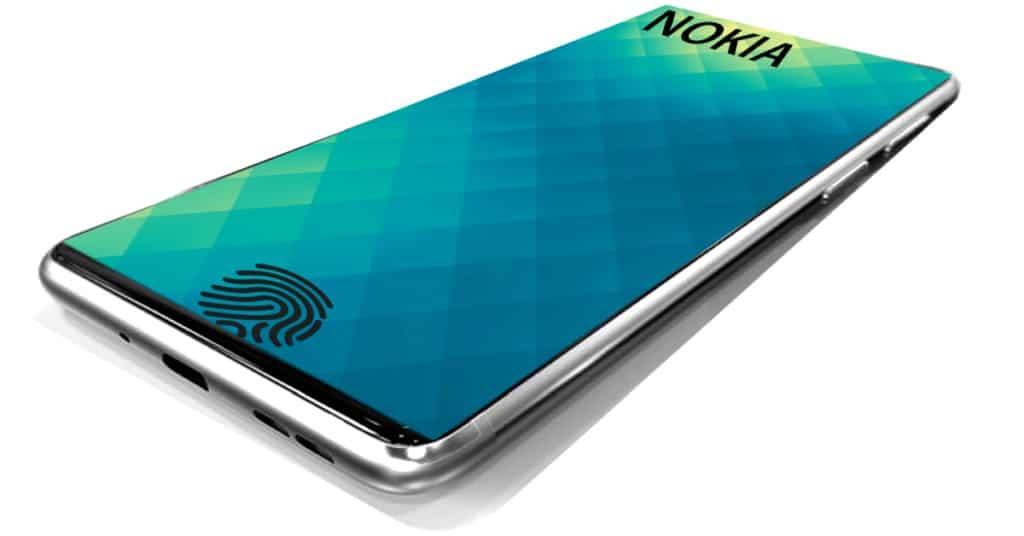Nokia 10 McLaren Edition