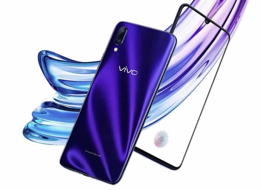 Vivo X23 launch date