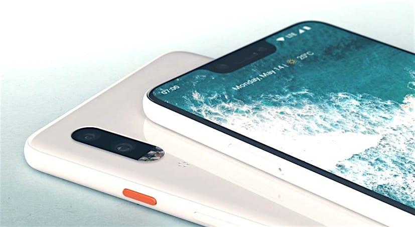 Nokia Maze Pro 2018 vs Google Pixel 3