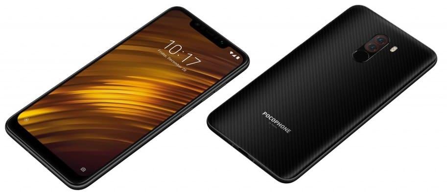 Nokia Edge Max 2018 vs Xiaomi Pocophone F1