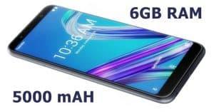 LG V40 ThinQ vs ASUS Zenfone Max Pro M1