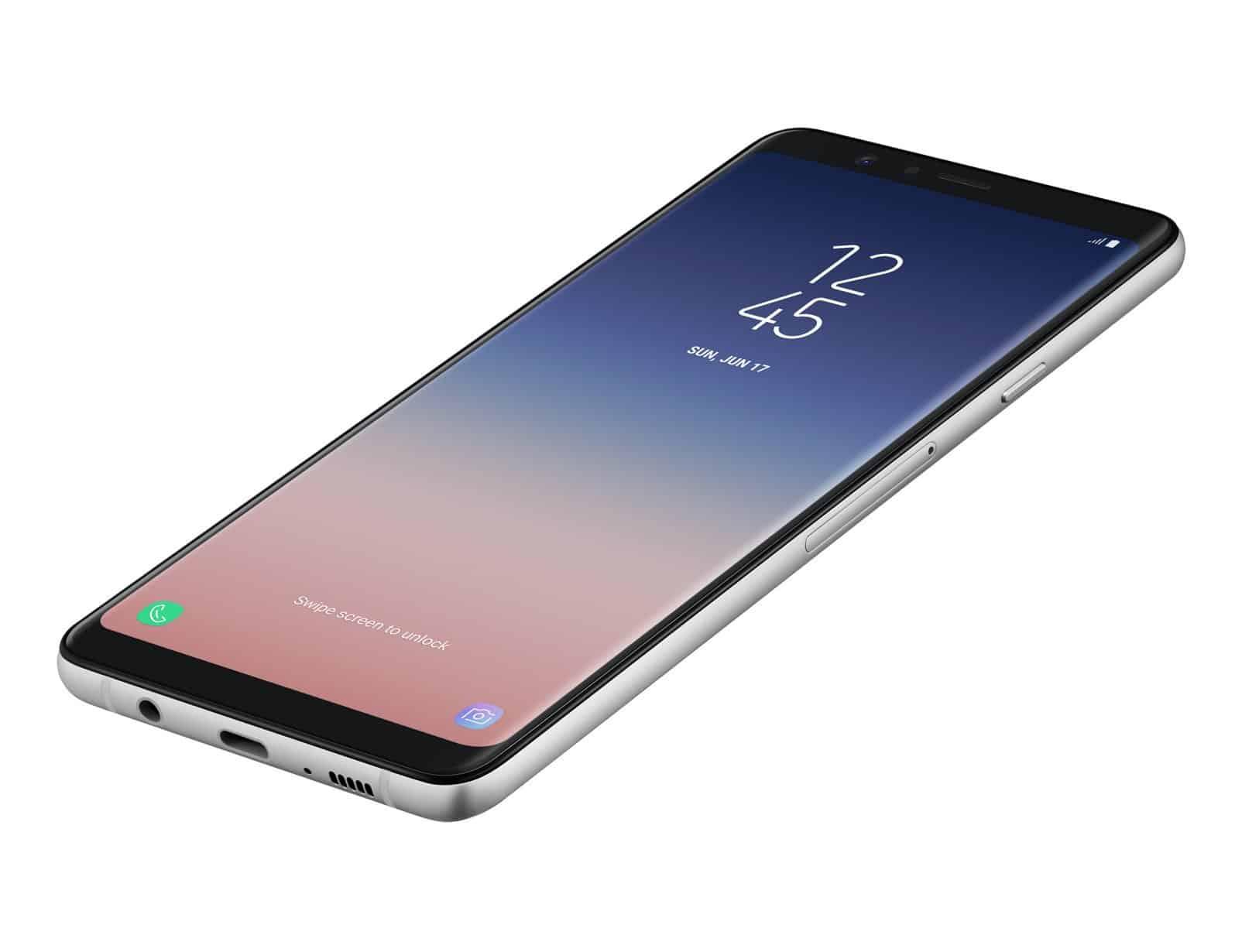 Samsung Galaxy A9 2018 vs Samsung Galaxy A7 2018