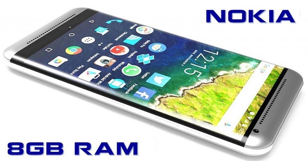 Nokia Titan Plus 2019 45mp Camera System 9000mah Battery