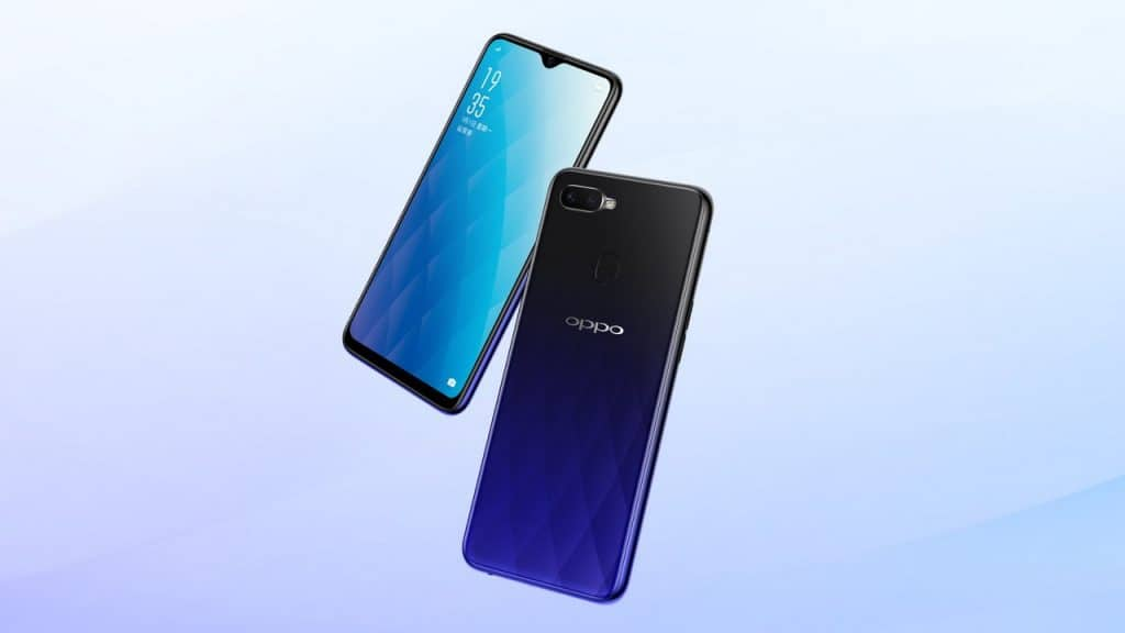 OPPO K1 hands-on images