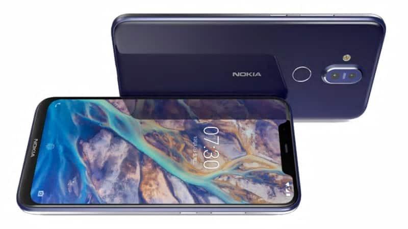 Nokia 8.1 India