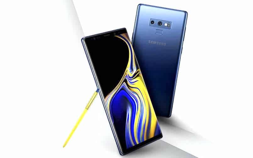 Samsung Galaxy Note 9 vs ASUS ROG